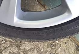 Диски BMW с шинами 4 шт - Фото #3