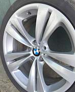 Диски BMW с шинами 4 шт - Фото #4