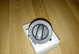 Блок переключение фар на audi q7 - Фото #3
