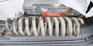 Пружина подвески задняя W163 Мерседес мл ML - Фото #1