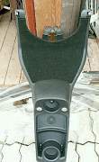 Центральная нижняя консоль для С4 Гранд Пикассо - Фото #1