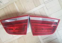 BMW X3 F25 фонари на крышку багажника - Фото #1