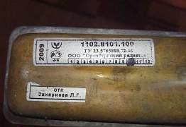 Медный радиатор печки - Фото #1