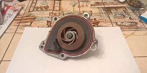 Помпа на Пежо 508 1,6 THP двигатель EP 6 - Фото #2