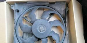 Вентилятор радиатора Kia Opirus 3.8L - Фото #1
