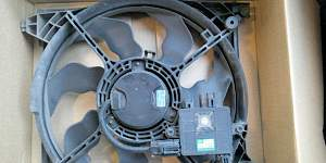Вентилятор радиатора Kia Opirus 3.8L - Фото #3