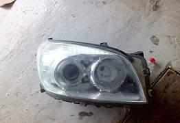 Фара правая передняя на Тойоту Рав 4 III кузов - Фото #1
