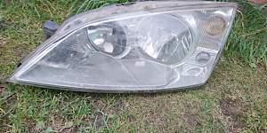 Фара передняя левая бу форд мондео 3 - Фото #1