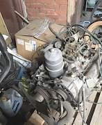 Двигатель бу газ53 - Фото #1