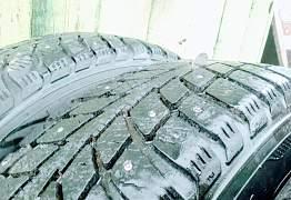 Зимние шины r15 комплект - Фото #2