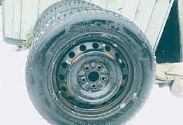 Зимние шины r15 комплект - Фото #3
