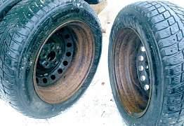 Зимние шины r15 комплект - Фото #4