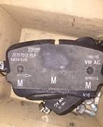 Тормозные колодки Audi Q7 4M. 4M0698451F - Фото #1