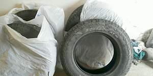 Hankook Tire DynaPro ATM RF10 255/65 R17 110T - Фото #1