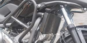 Дуги crazy iron на Хонда NC 700 - Фото #1