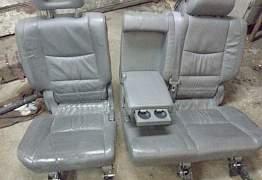 Кожанные сиденья от джипа - Фото #2