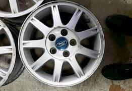 Диски на Форд Фокус - Фото #3
