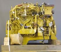 Двигатель caterpillar C7 новый и C9 б/у - Фото #1