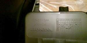 Центральная консоль Honda Jazz - Фото #4