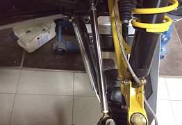 Усиленные рулевые тяги на BRP - Фото #2