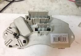 Блок управления мотором отопителя BMW Ёжик печки - Фото #1