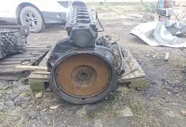 Двигатель и коробка MAN - Фото #1