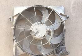 Вентилятор Киа Соренто 2009-2012 г.в - Фото #1
