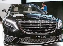 Обвес для Mercedes-Benz W222 в стиле 6.5 AMG - Фото #1
