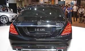 Обвес для Mercedes-Benz W222 в стиле 6.5 AMG - Фото #2