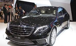Обвес для Mercedes-Benz W222 в стиле 6.5 AMG - Фото #3