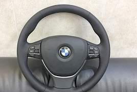 Спорт руль для BMW F10 F01 F02 F07 с подогревом - Фото #1