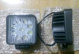 Диодные (LED) фары 27W 2700Lm - Фото #2
