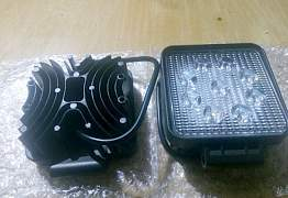 Диодные (LED) фары 27W 2700Lm - Фото #3