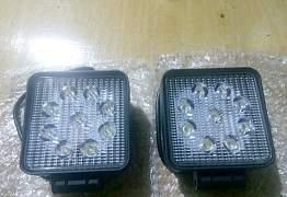 Диодные (LED) фары 27W 2700Lm - Фото #4
