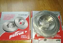 Комплект тормозных дисков 25.8 cm Patron - Фото #1