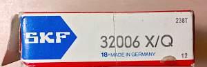 32006 X/Q Подшипник ступицы колеса SKF (скф) - Фото #3