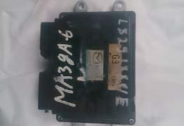 Мозги Мазда 6 GG 2002-2008 эбу. Блок управления дв - Фото #1