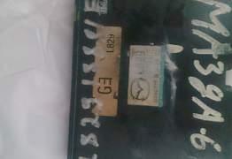 Мозги Мазда 6 GG 2002-2008 эбу. Блок управления дв - Фото #2