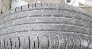Комплект колес на Форд Фокус с литыми дисками - Фото #1