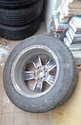 Комплект колес на Форд Фокус с литыми дисками - Фото #2