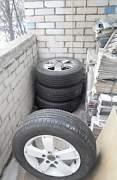 Комплект колес на Форд Фокус с литыми дисками - Фото #3