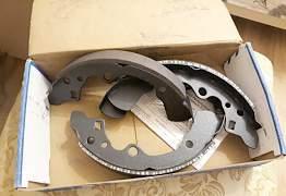 Колодки тормозные задние барабанные bendix 598 - Фото #1