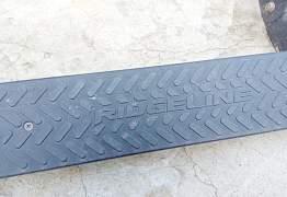 Пороги для хонда риджлайн - Фото #2
