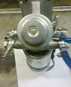 Фильтр топливный hyundai HD 65,78 county двиг.D4DD - Фото #4