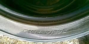 Две шины 245/45ZR18 - Фото #2