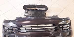 Бампер передний Porsche Cayenne 958 - Фото #1