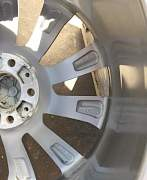 Оригинальные диски BMW с зимними шинами Michelin - Фото #4