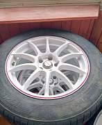 Зимние колеса 245/60/18 Ford Explorer 5 - Фото #1