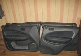 Honda HR-V 98-06 обшивки дверей - Фото #3