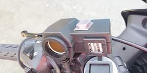 Мото прикуриватель + USB (Зарядка) - Фото #5